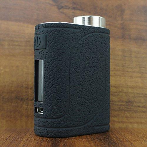 ModShield for Eleaf iStick Pico 25 85W TC Silicone Case ByJojo Sleeve Cover Wrap Skin Shield (Black)