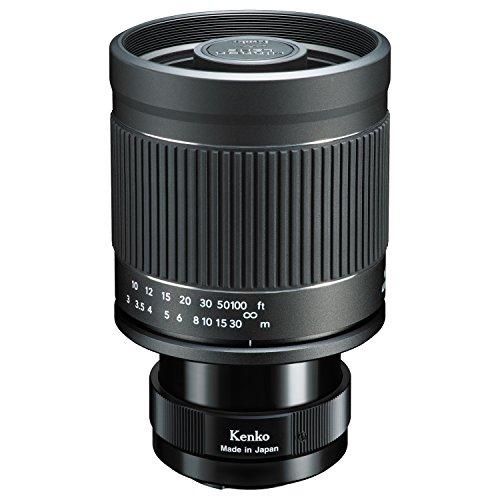 Kenko 望遠レンズ ミラーレンズ 400mm F8 NII マイクロフォーサーズ用 マニュアルフォーカス KF-M400MFTNII