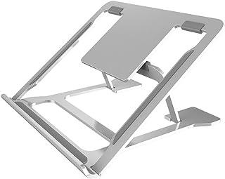 MEI XU Soporte del Soporte del Ordenador portátil, Escritorio de Aluminio del radiador de Apple Macbook, Soporte de computadora del Estudiante del Escritorio de Aluminio, 230m m * 240m m @