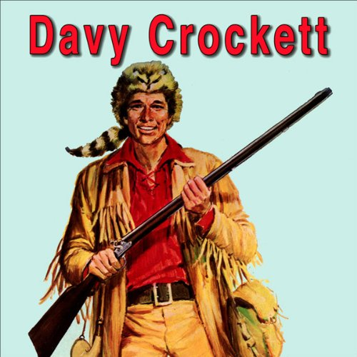 Couverture de Davy Crockett