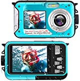 Best Waterproof Cameras - Waterproof Digital Camera Underwater Camera Full HD 2.7K Review