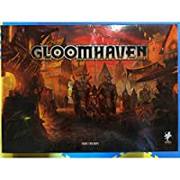 gloom haven グルームヘイヴン 輸入版 英語 ボードゲーム