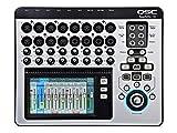 Best Digital Mixers - QSC TouchMix-16 Compact Digital Mixer with Bag (Renewed) Review