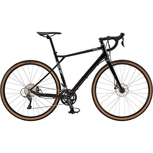 GT 700 M Grade Al Elite 48 2020 Gravel Bike - Black
