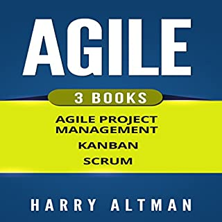 Agile: The Bible: 3 Manuscripts audiobook cover art
