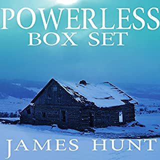 Powerless Boxset: EMP Survival in a Powerless World cover art
