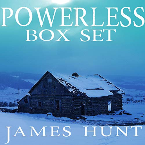 Powerless Boxset: EMP Survival in a Powerless World audiobook cover art