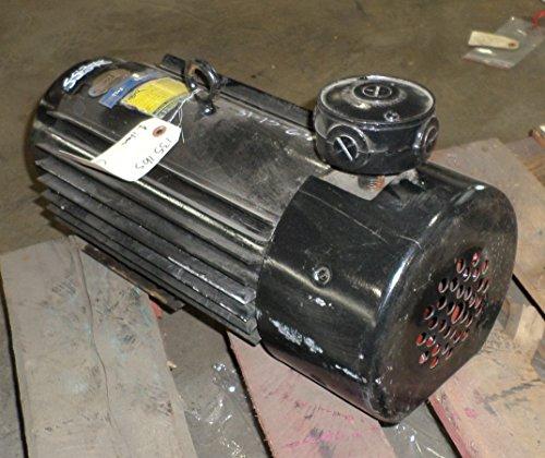 Continental Machines 3Hp 2500Rpm Permanent Magnet Ac Motor
