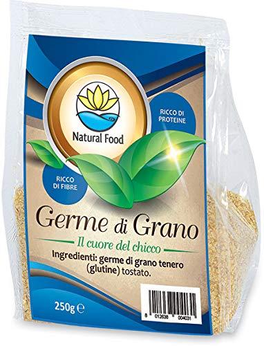 Natural food Germe Di Grano - 250 g