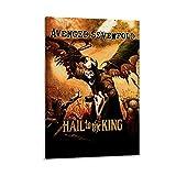 FGHB Rock Am Ring 2006 Poster, dekoratives Gemälde,