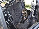 Jszzz Asiento Mascota Cubierta Impermeable Asiento Oxford Alquiler Mascota Perro Cubierta del vehículo del Asiento Trasero de Mat Protector for Autos Camiones y SUV