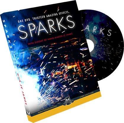 Murphy's Magic Supplies, Inc. Sparks by JC James - DVD