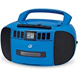 Best Portable Boomboxes - GPX BCA209BU Portable Am/FM Boombox with CD Review