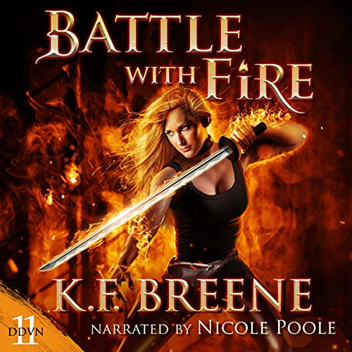 Battle with Fire cover art