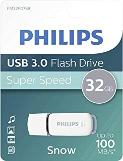 comprar comparacion Philips SNOW Super Speed 32 GB USB Flash Drivee 3.0, Leer hasta 100 MB/s