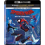 Spider-Man: Into The Spider-Verse 4K ULTRA HD [Blu-ray]
