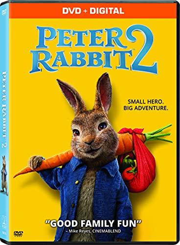 Peter Rabbit 2 DVD Only $19.95 (Retail $30.99)