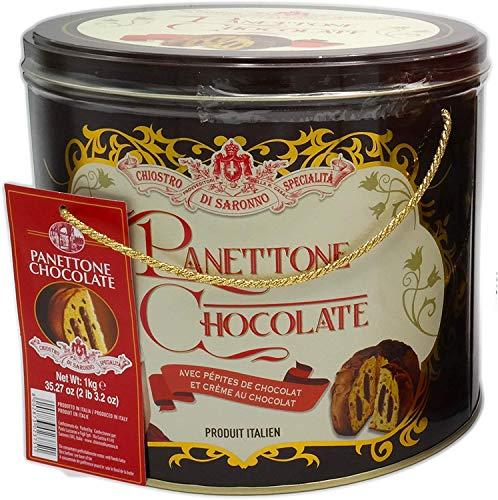 Chiostro di Saronno Panettone Chocolate Milano 1Kg