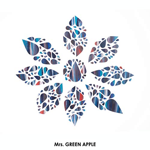 [Single]Folktale – Mrs. GREEN APPLE[FLAC + MP3]