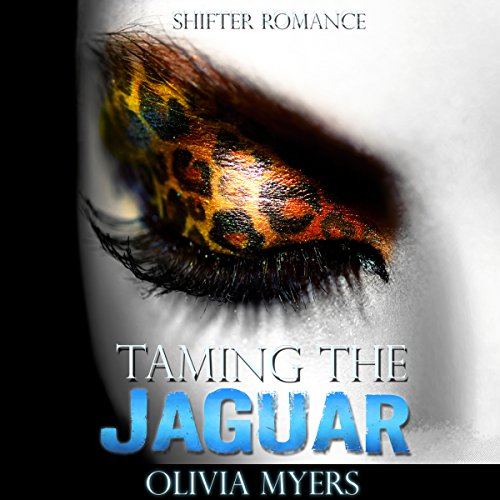 Taming the Jaguar audiobook cover art