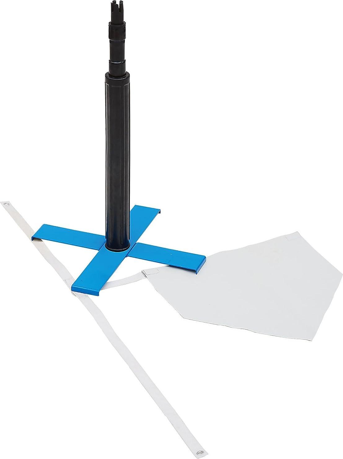 アドバンテージ兄弟愛荒らすUNIX(ユニックス) 野球 練習用品 X型ティースタンド&バッターゲージ(ベース付き) セット BX8687