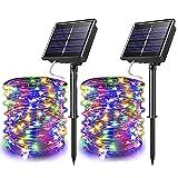 Best Solar Christmas Lights JosMega
