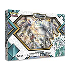 1 never-before-seen foil promo card featuring shiny zygarde-gx 1 oversize foil card featuring shiny zygarde-gx 4 Pokémon TCG booster packs A code card for the Pokémon trading card game online