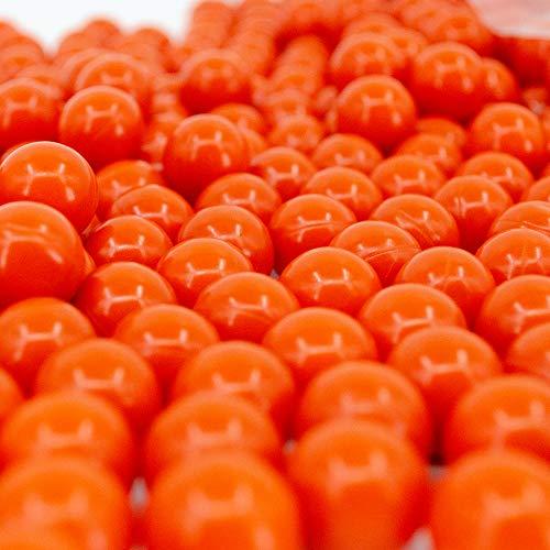 Product Image 1: Valken Infinity Paintballs – 68cal – 2,000ct – Orange-Orange Fill