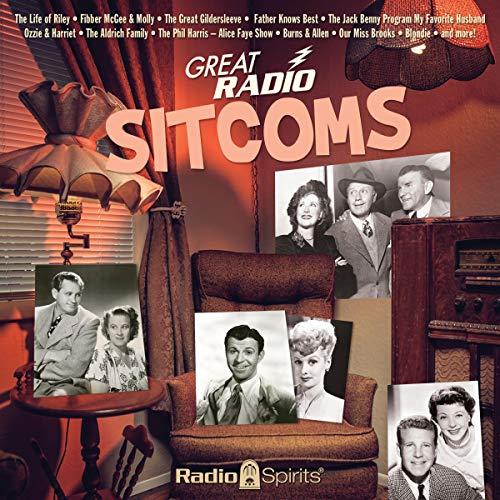Great Radio Sitcoms audiobook cover art