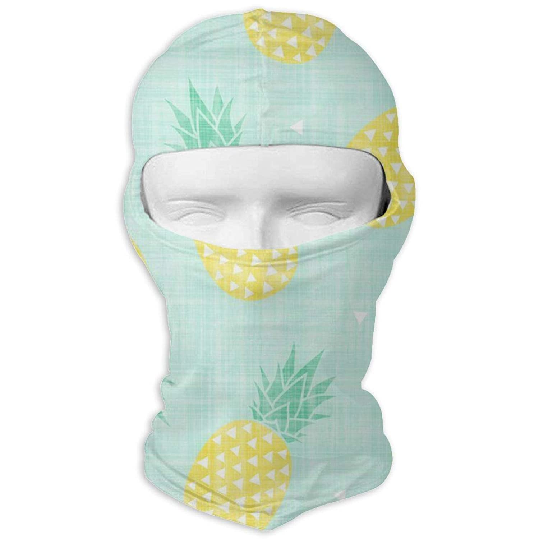 Ski Mask Balaclava Hood Skullies Beanies Outdoor Sports Cycling Hat Pineapple eofwjs7327837