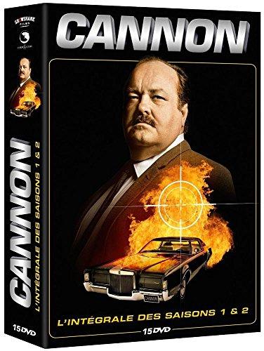 Cannon : l'intégrale des saisons 1 & 2 [Francia] [DVD]