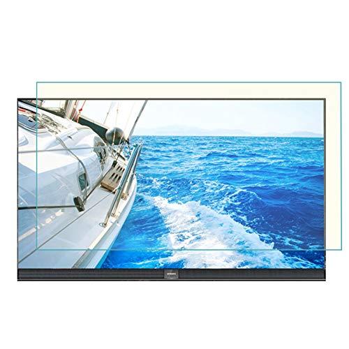 ASPZQ Smart TV LED LG 32-75 Pulgadas Protector de Pantalla de TV Rayo Anti-Azul Película Protección Ocular Película Anti-radiación, Varios Tamaños Decoración navideña