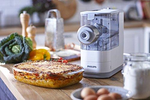 Philips HR2333/12 Pastamaker (vollautomatisierte Nudelmaschine mit 4 Formscheiben) - 8