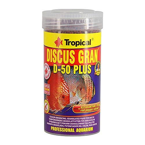 Tropical Tadeusz Ogrodnik DISCUS GRAN D-50 PLUS gr.110/ml.250