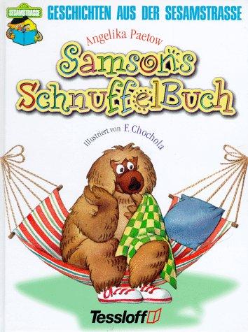 Geschichten aus der Sesamstraße, Samsons Schnuffelbuch