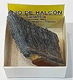 Ojo DE HALCÓN Piedra en Bruto, Natural 3cm x 3 cm