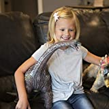 Fat Brain Toys Brachiosaurus 91 x 20 x 48 cm - Hear Me Roar Brachiosaurus Imaginative Play for Ages 3 to 6