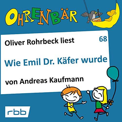 Wie Emil Dr. Käfer wurde cover art