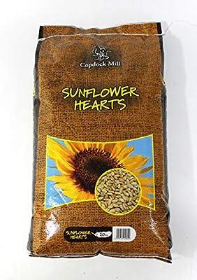 Copdock Mill Sunflower Hearts, 20 Kg by Copdock Mill