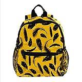 Mini mochilas preescolares para niña, mochila para niños pequeños, para viajes escolares, Multicolor 04,