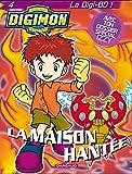Digimon, tome 4 : La Maison hantée (avec ton dossier spécial saison...