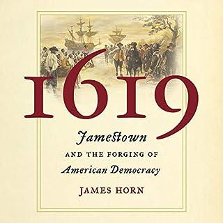 1619 audiobook cover art
