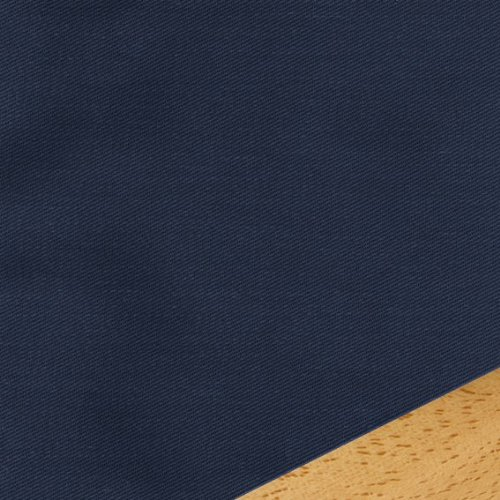SlipcoverShop Solid Navy Fitted Mattress Cover Twin 408