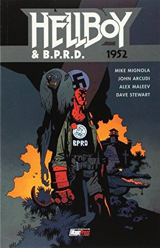 Hellboy & B.P.R.D.: 1