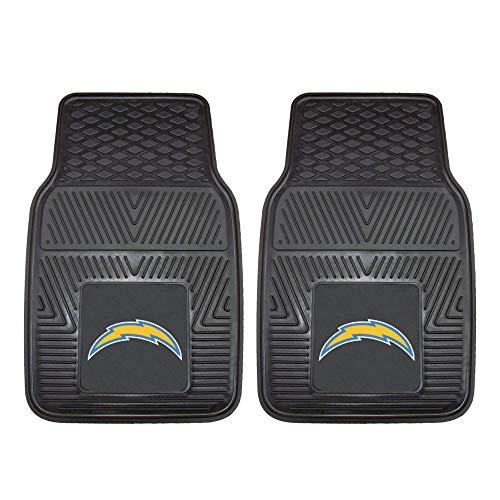 FANMATS 8933 NFL San Diego Chargers Vinyl Heavy Duty Car Mat,18'x27'