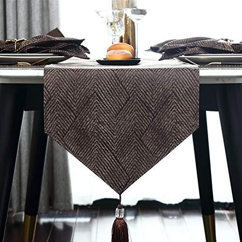 Runner Tabla nórdica Corredor de lujo de lujo de lujo de la cama de la cama de la bandera de la camara de la toalla de la toalla de la toalla de la toalla de la tapa del cena de la tabla de la mesa de