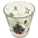 Zoom IMG-2 set bicchieri acqua sei natalizi