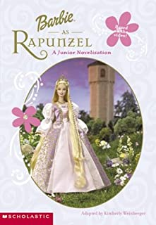 Barbie As Rapunzel (jr Chapter Bk) (Barbie Mysteries)