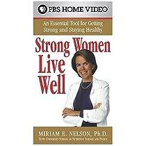 Strong Women Live Well [VHS]
