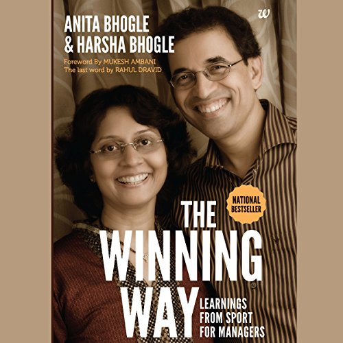 The Winning Way audiobook cover art